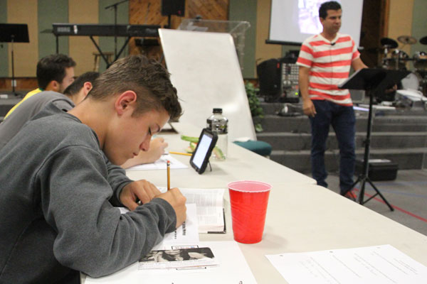 YouthMissionaryTraining